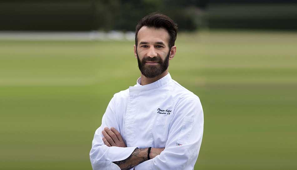 Ο Executive Chef Δημήτρης Κάτσιος στο Stinporta.gr