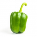 Πιπεριές Πράσινες Φλάσκα Βιολογικές bio