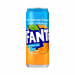Fanta πορτοκάλι χωρίς Ανθρακικό 330ml (4αδα) Pack
